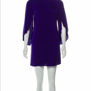 Milly silk mini dress perfect condition